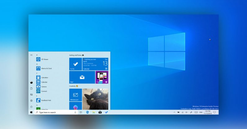 light theme windows 10