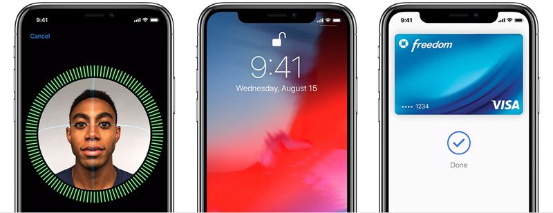 iphonex touch id