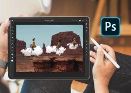 Photoshop เวอร์ชั่นเต็มสำหรับ iPad พร้อมให้ดาวน์โหลดแล้ววันนี้