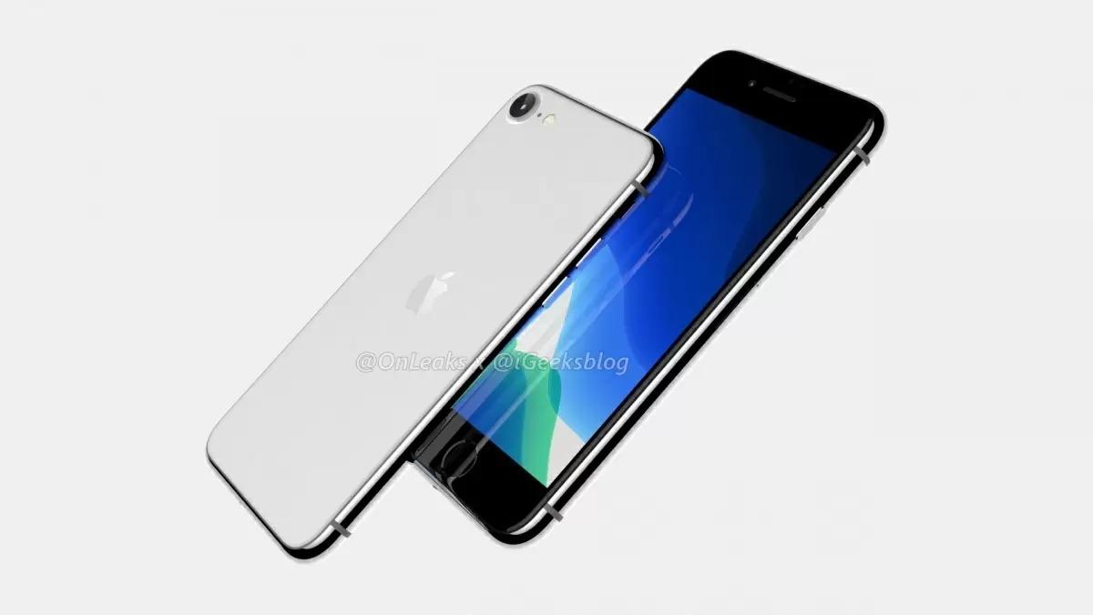 ภาพหลุด iPhone 9