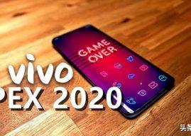 สมาร์ทโฟนรุ่นใหม่ Vivo APEX 2020 หน้าจอ FullView Edgeless