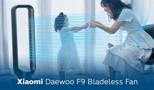 ล้ำสมัย Xiaomi เปิดตัว พัดลมไร้ใบพัด กรองอากาศในตัว !!